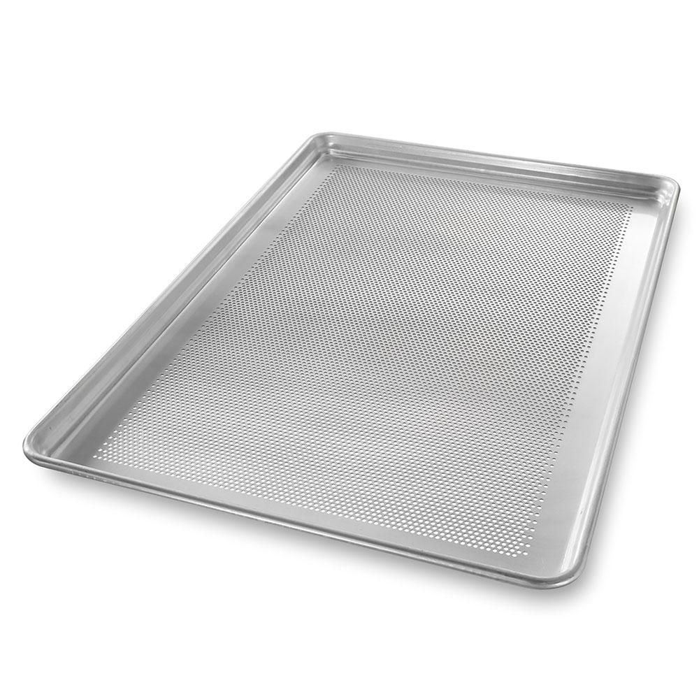 Chicago Metallic 44891 StayFlat™ Full Size Sheet Pan, Aluminum