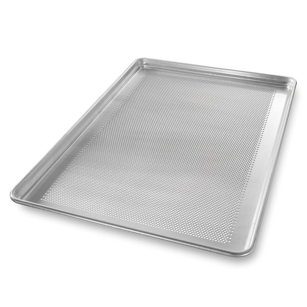 Chicago Metallic 44896 StayFlat™ Full Size Sheet Pan, Aluminum