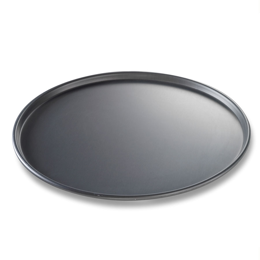 "Chicago Metallic 49160 Thin Crust Pizza Pan, 16 x .5"", Aluminum"