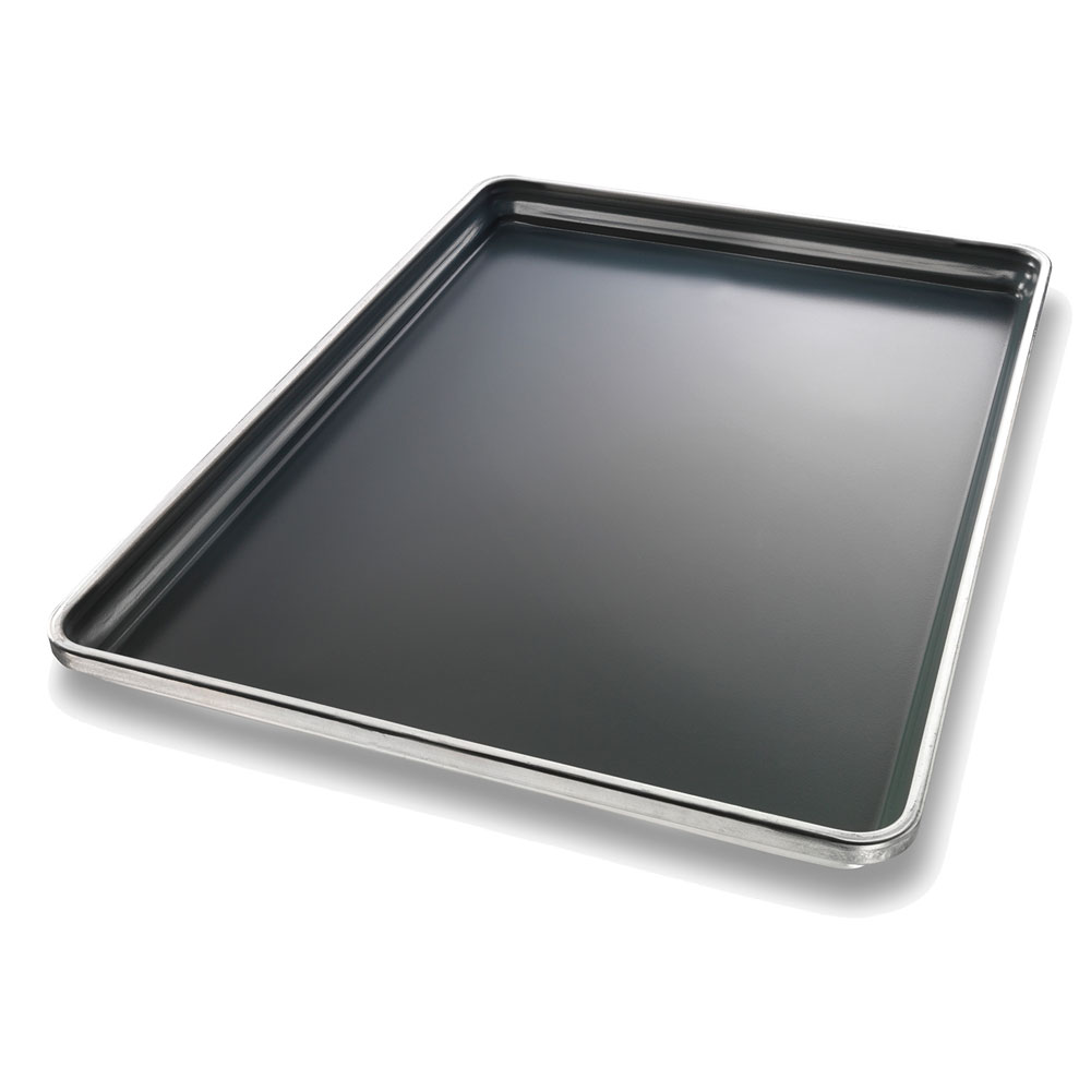 Chicago Metallic 50801 Stayflat™ Full Size Sheet Pan, Aluminum