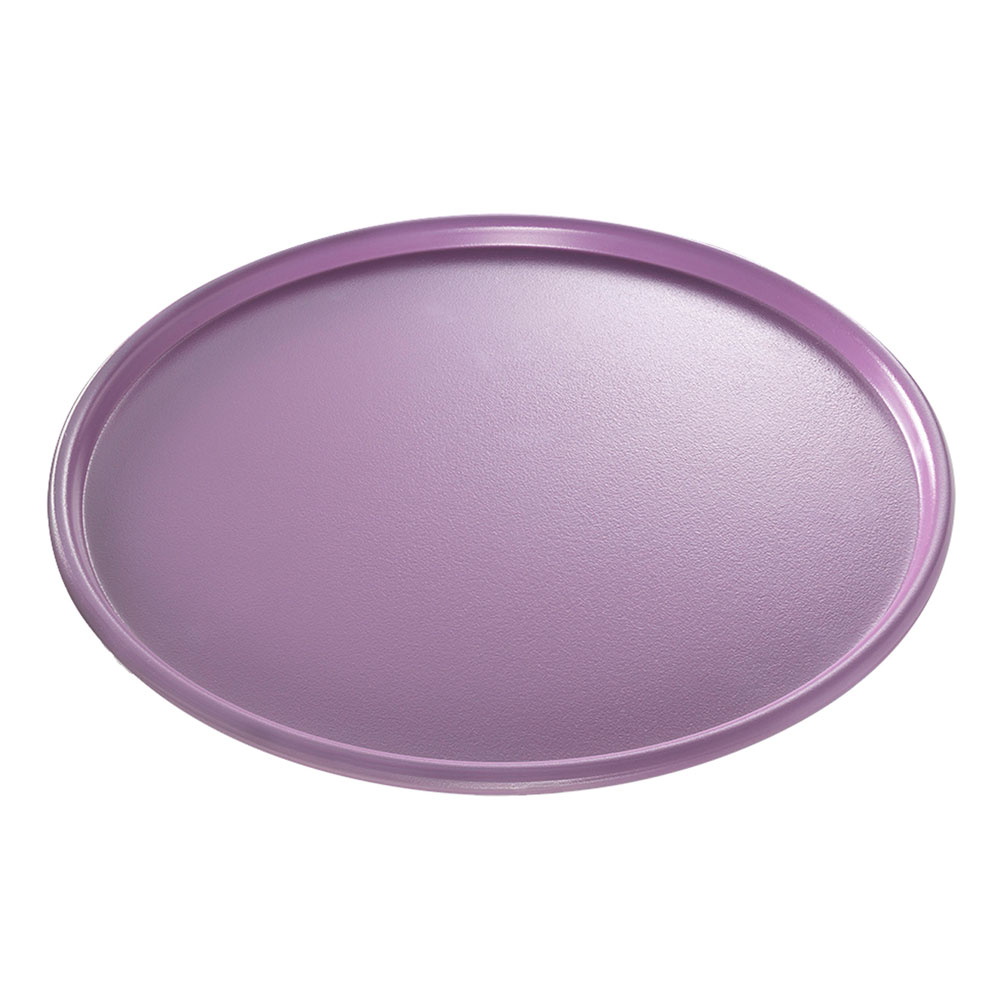 "Chicago Metallic 69100 10"" Round Thin Crust Pizza Pan, Aluminum"