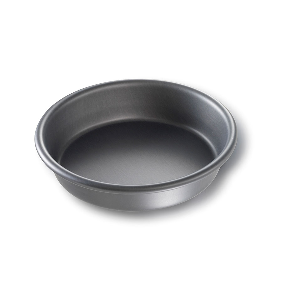 "Chicago Metallic 91060 Deep Dish Pizza Pan, 6 x 1.5"", Aluminum"