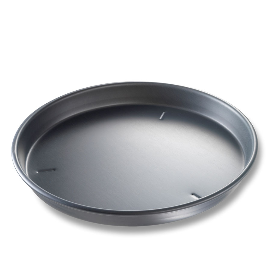 "Chicago Metallic 91150 Deep Dish Pizza Pan, 15 x 1.5"", Aluminum"