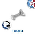 Chicago Metallic 10010 Thumbscrew, Replacement Part For Model 10001