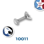 Chicago Metallic 10011 Wing Nut, Replacement Part For Model 10001