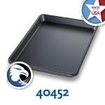 Chicago Metallic 40452 1/4-Size Sheet Pan, Hard Coat Anodized Bakalon