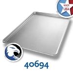 Chicago Metallic 40694 Full-Size StayFlat Sheet Pan, Aluminum