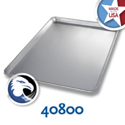 Chicago Metallic 40800 Full-Size Sheet Pan, Aluminum
