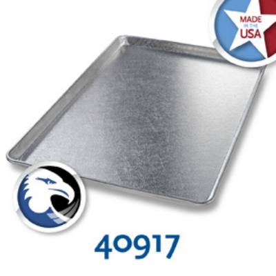 Chicago Metallic 40917 Full-Size Display Pan, Silver Finish, Anodized Aluminum