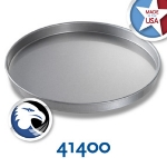Chicago Metallic 41400 Glazed Cake Pan, 14 x 1-in, Aluminized Steel