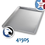 Chicago Metallic 41505 3/4-Size Glazed Sheet Pan, Aluminum