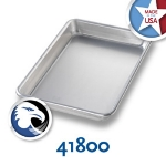 Chicago Metallic 41800 1/8-Size, Sheet Pan, Aluminum