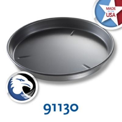 Chicago Metallic 91130 Deep Dish Pan, 13 x 1.5-in, Aluminum