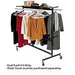 Correll COAT RACK KIT 09
