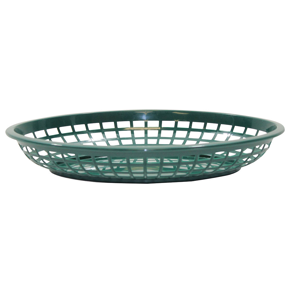 Tablecraft 1084FG Jumbo Basket 11.75-in x 8-7/8-in x 1-7/8-in Restaurant Supply