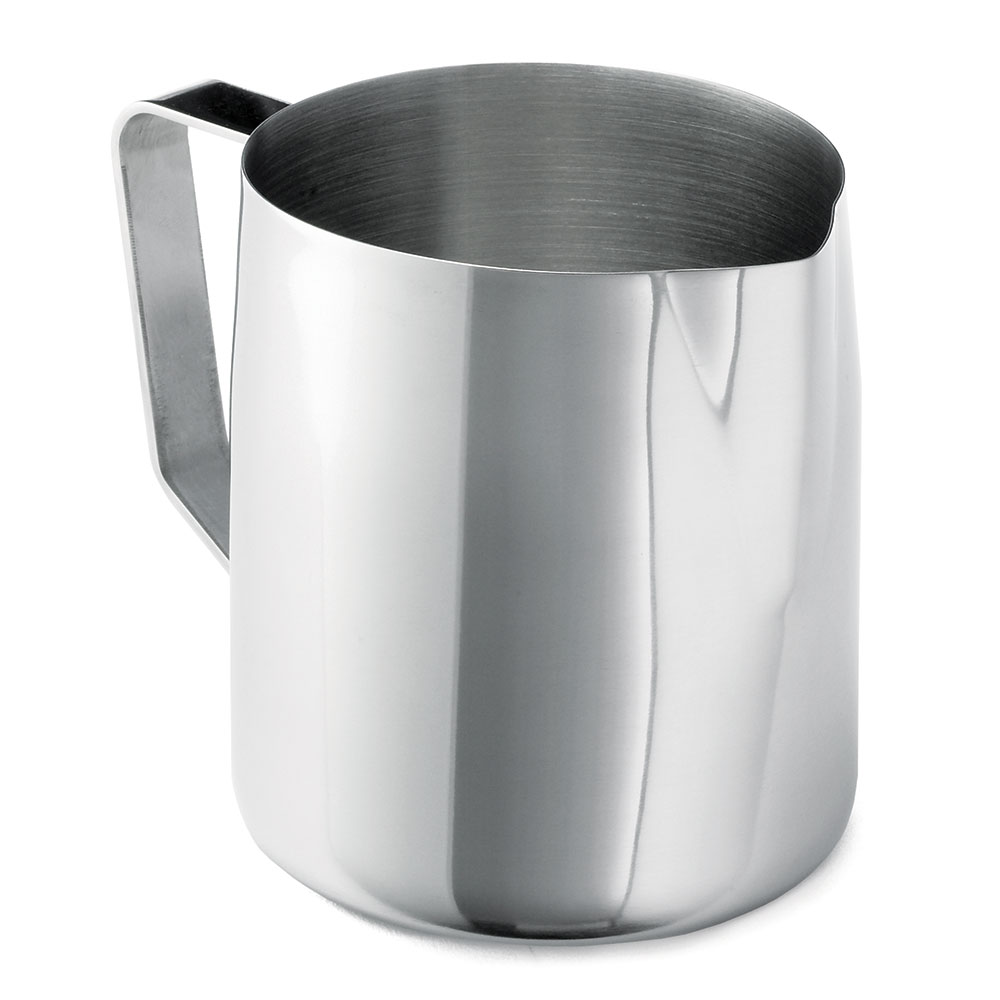 Tablecraft 2024 20-24-oz Stainless Steel Frothing Cup, Mi...
