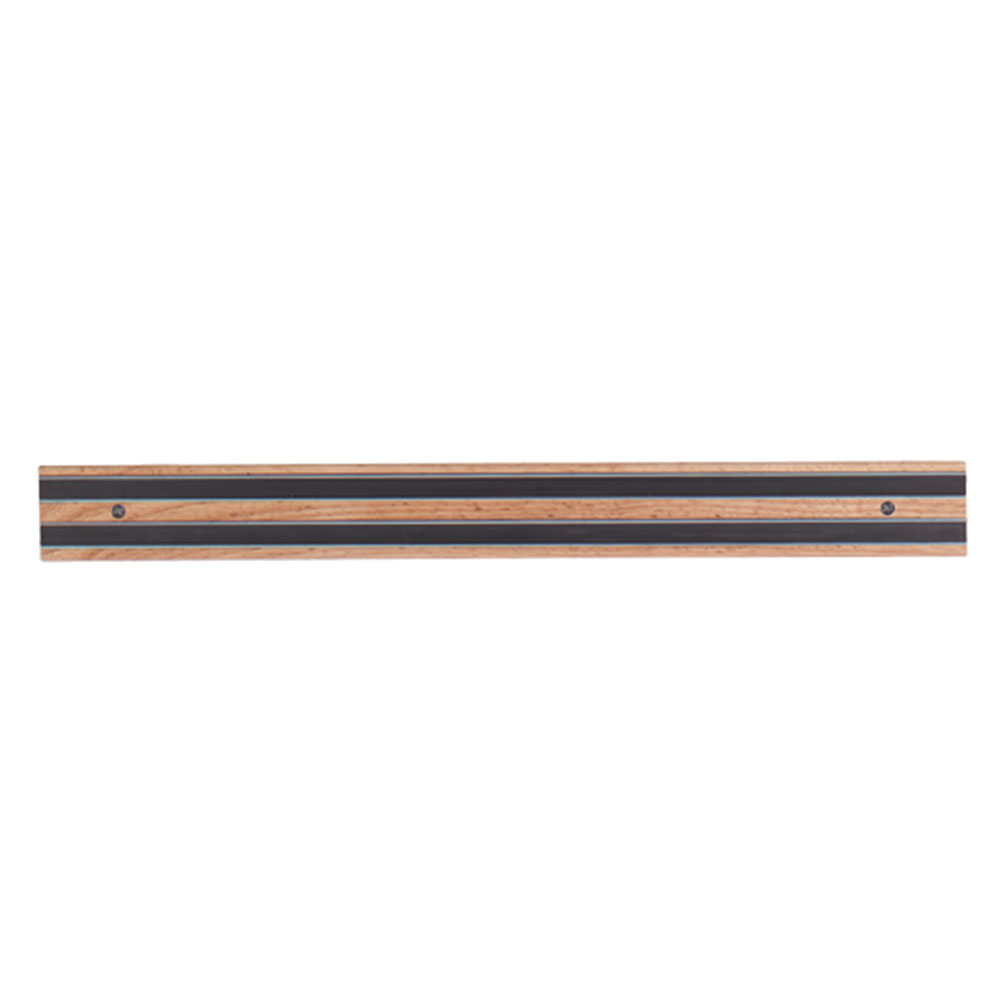"Tablecraft 2912W 12"" Wood Magnetic Holder"