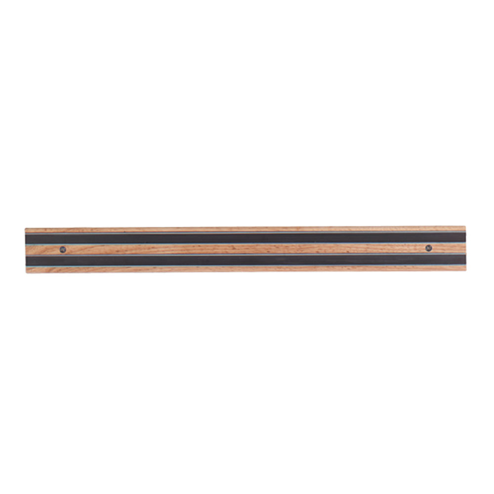 "Tablecraft 2918W 18"" Wood Magnetic Holder"