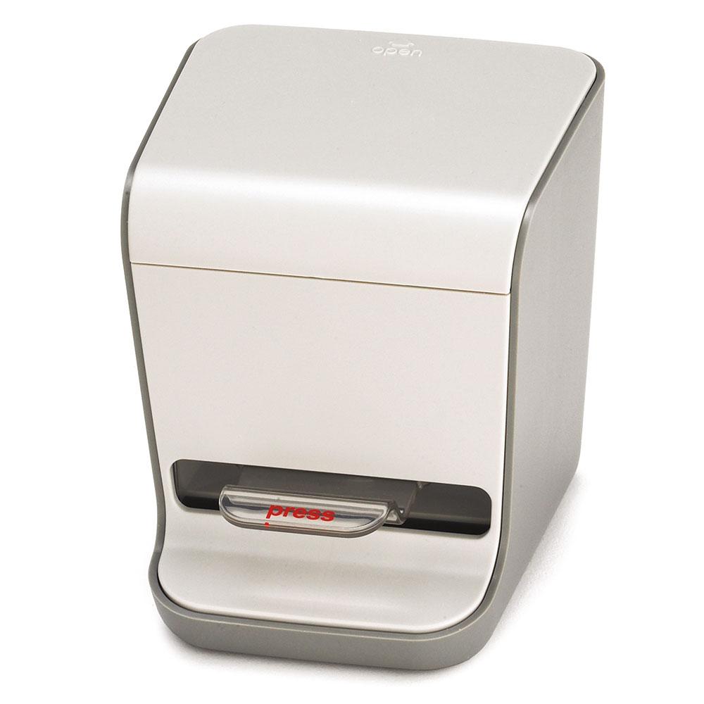 Tablecraft 336P Gray Plastic Toothpick Dispenser, 3-1/2 x...
