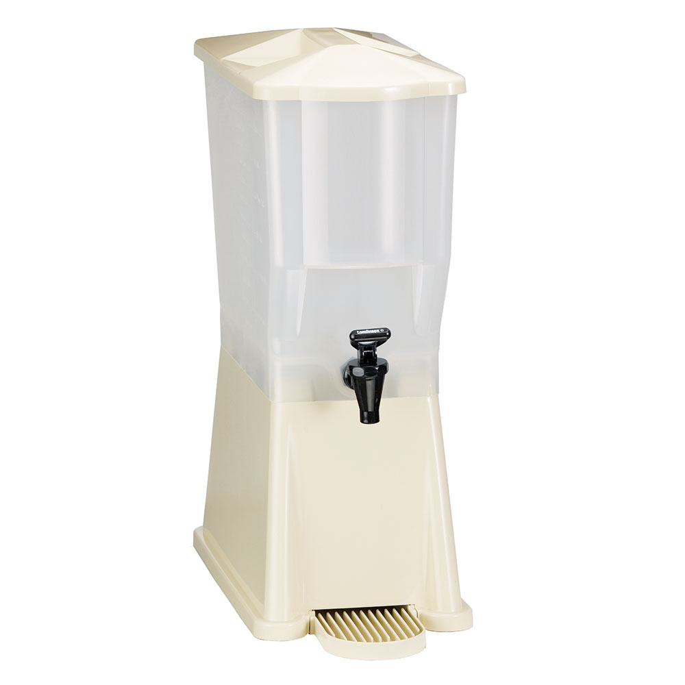 Tablecraft 356DP 3-Gallon Beverage Dispenser, Standard Fa...