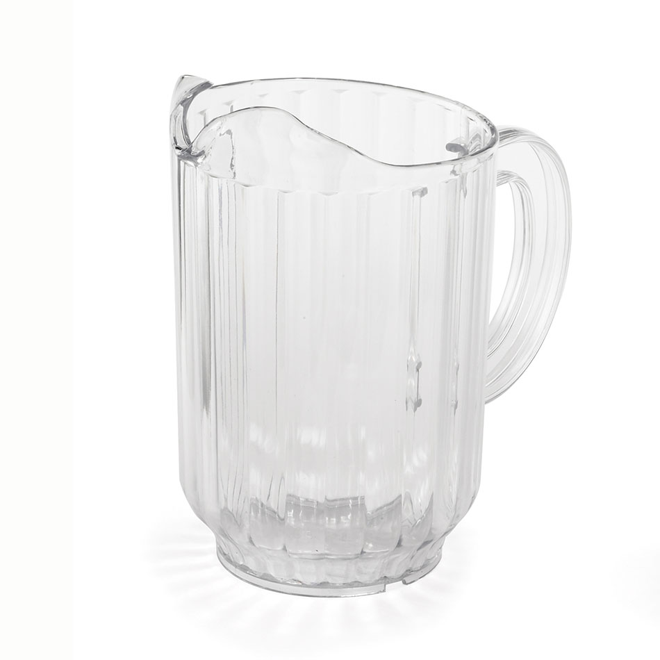 Tablecraft 364 60-oz Pitcher, SAN Plastic