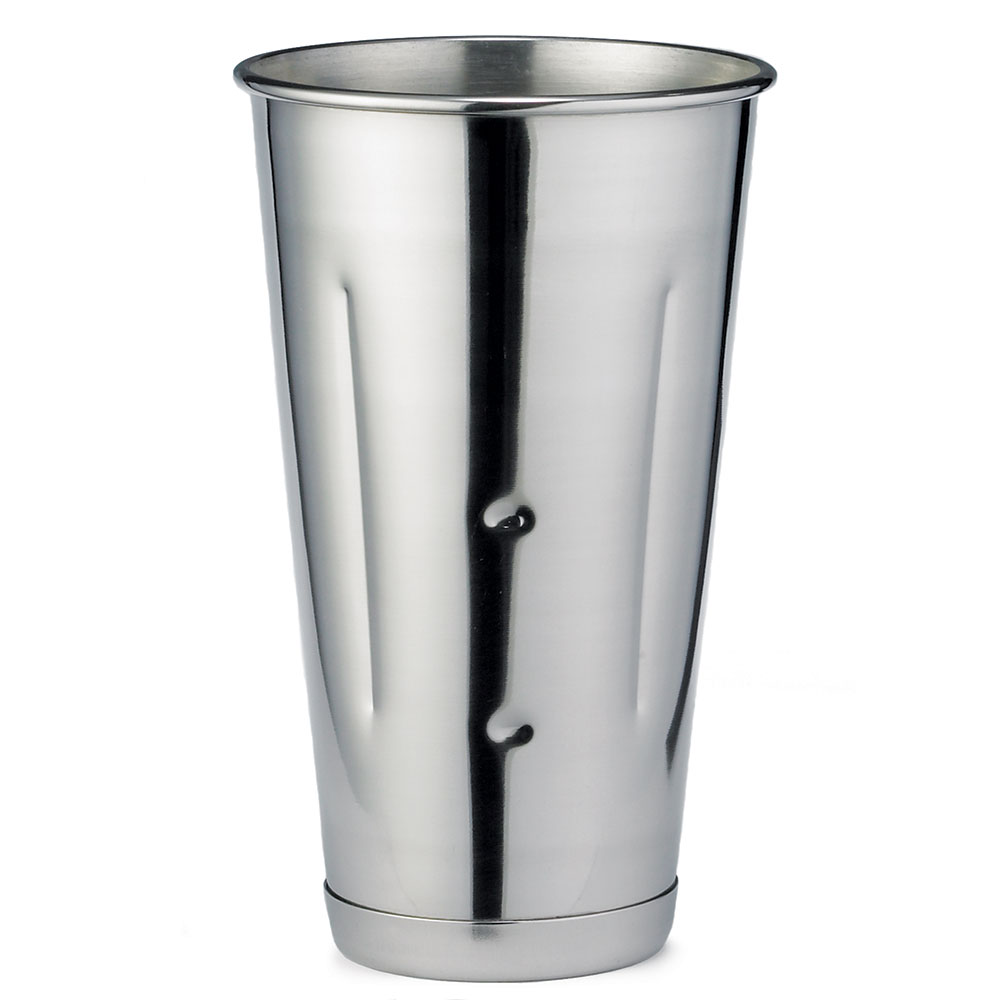 Tablecraft 64E 30-oz Stainless Steel Malt Cup
