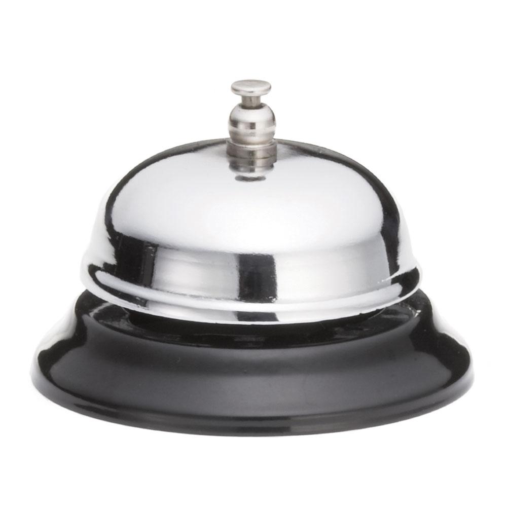 "Tablecraft 8381 3"" Chrome Plated Call Bell"