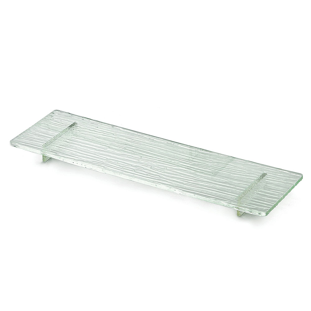 Tablecraft ARL1 Straight Leg Riser, 16 x 5 x 1-in, Acrylic