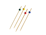 Tablecraft BAMBA35 3.5 Bamboo Assorted Pick