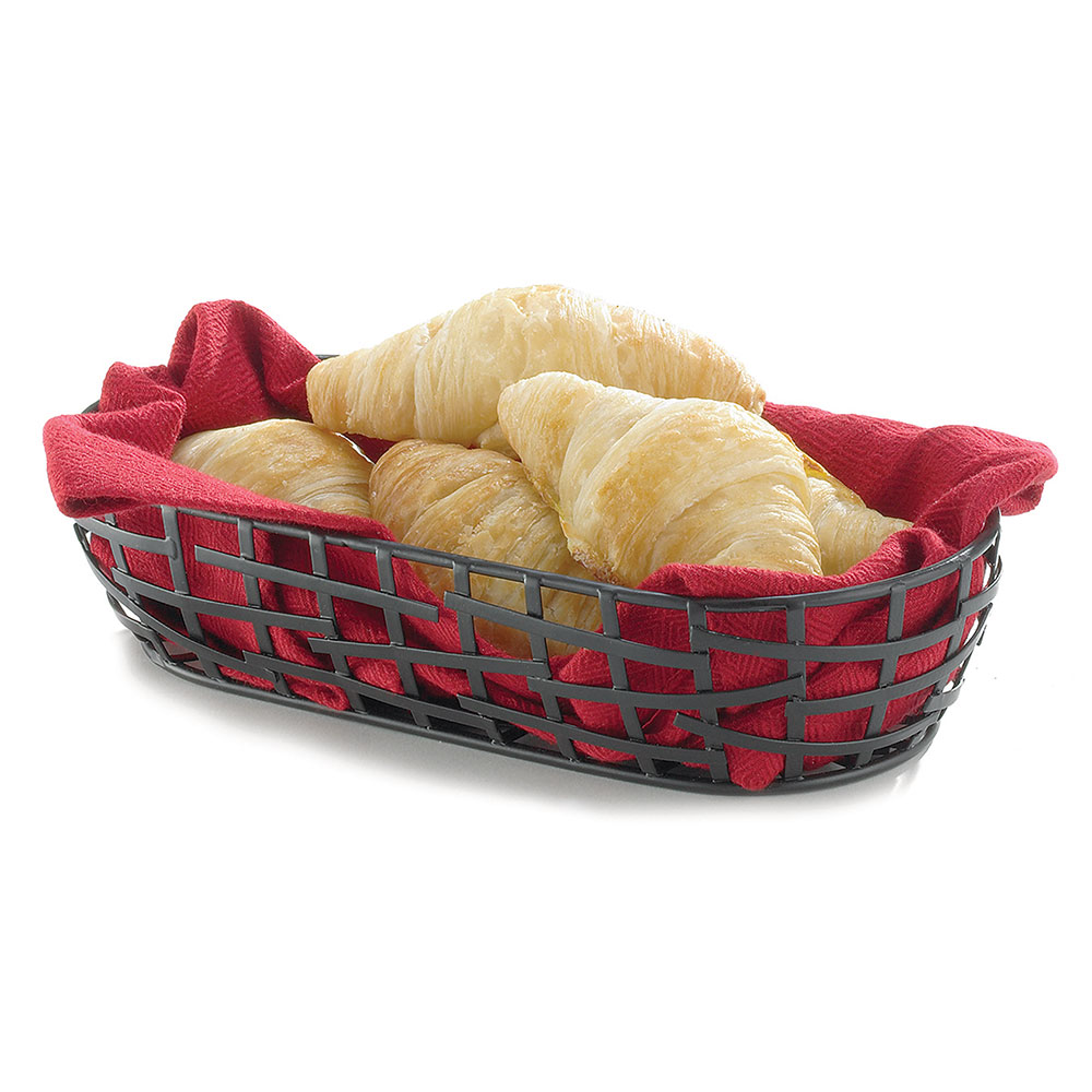 Tablecraft BC1709 Oblong Complexity Collection Serving Basket Restaurant Supply