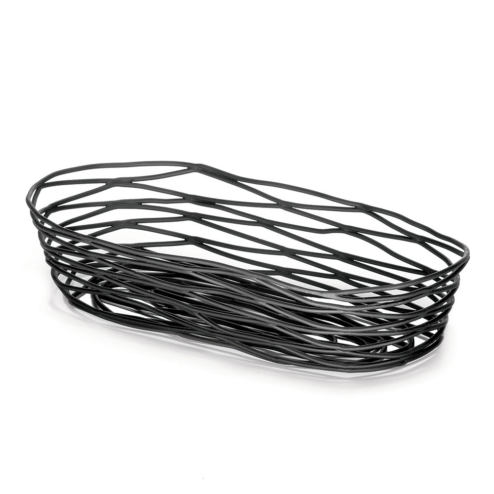 Tablecraft BK11709 Artisan Collection Basket 9 in x 4 in x 2 in Restaurant Supply