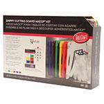 "Tablecraft CBG1218APK6 Cutting Board Kit w/ Anti-Slip Grips, (6) 12"" x 18"" Boards, Polyethylene"