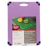"""Tablecraft CBG1520APR Cutting Board w/ Anti-Slip Grips, 15"""" x 20"""", Polyethylene, Purple"""