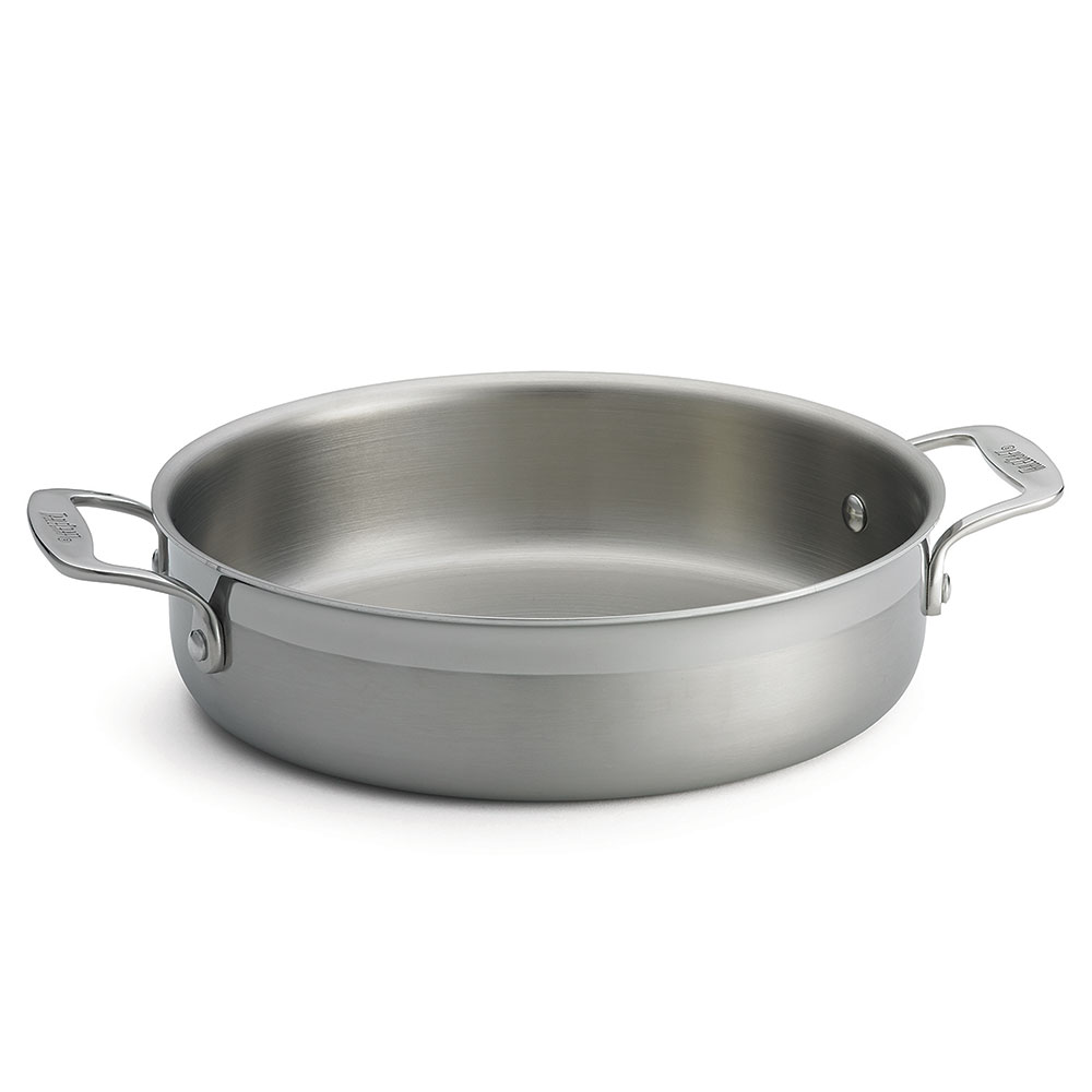 Tablecraft CW7010 3-qt Stainless Steel Braising Pot