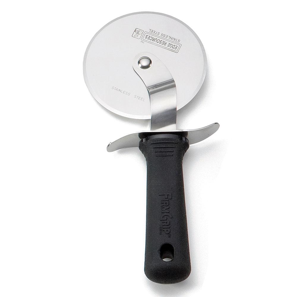 """Tablecraft E5626 Pizza Cutter w/ 4"""" Wheel, Ergonomic Soft Grip Handle"""