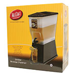 Tablecraft H353DP 3-gal Beverage Dispenser - Black