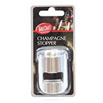 Tablecraft H398 Champagne Bottle Sealer - Stainless