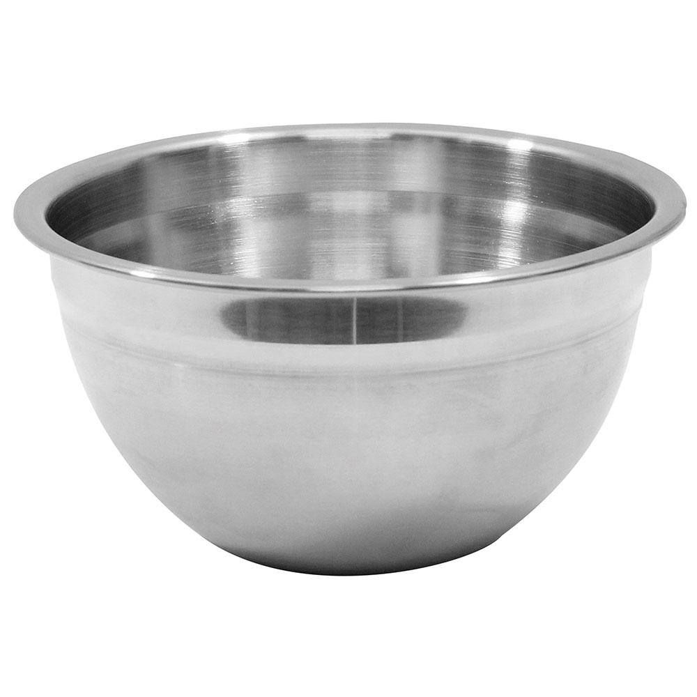 Tablecraft H832 3-Quart Stainless Steel Premium Mixing Bowl