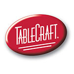"Tablecraft N48NT Dispenser Name Tag - ""Blank"" (N48/N48T)"