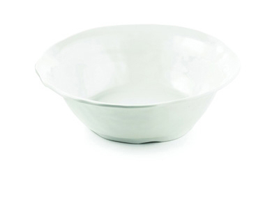 Tablecraft MB145 Frostone Collection Bowl 14.5 x 4 in Round Restaurant Supply