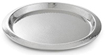 Tablecraft R16 Remington Collection Tray, 16 in, Round, Stainless Steel