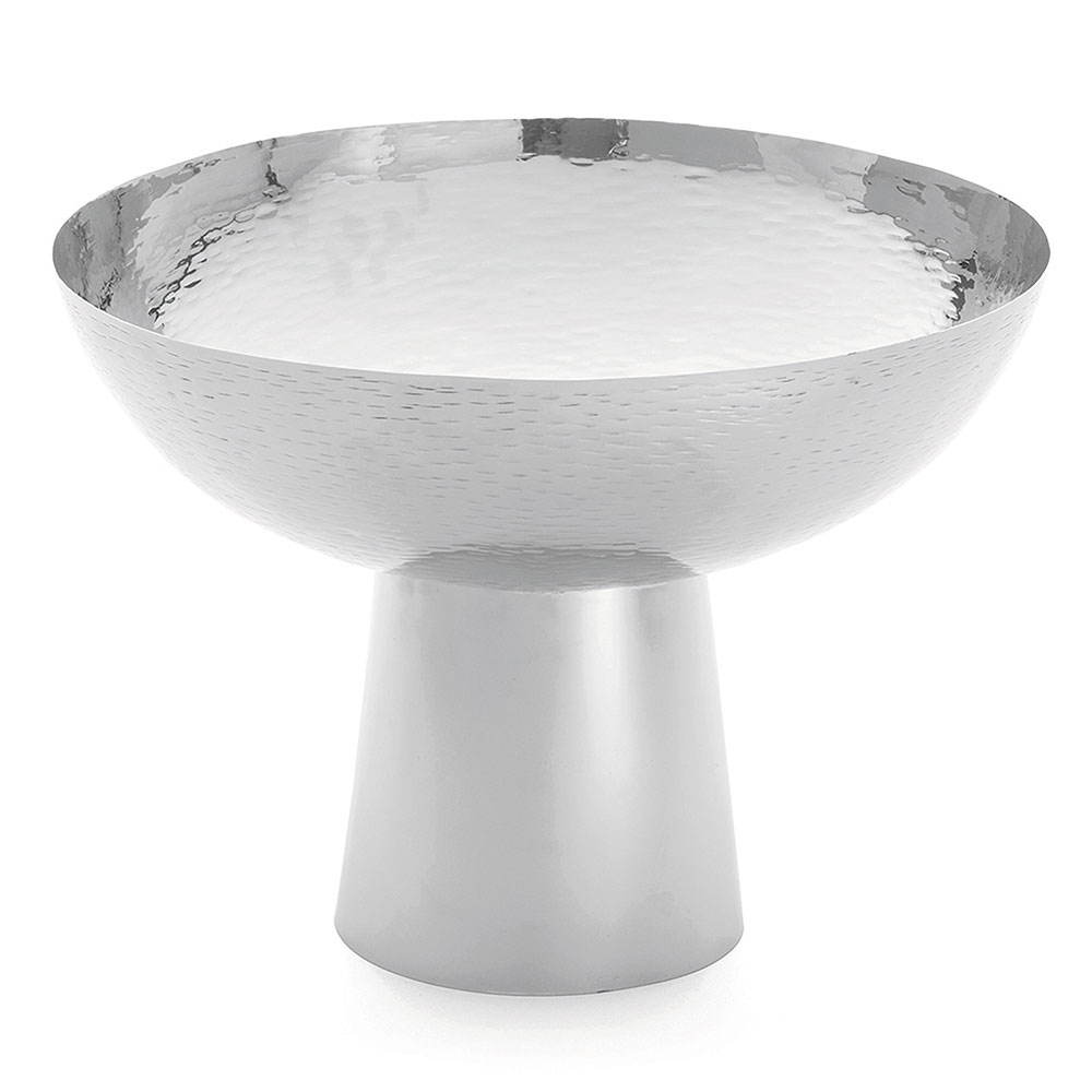Tablecraft RP1410 Remington Collection Pedestal Bowl, 14 x 10-1/4 i