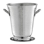 Tablecraft RWB119 Double Walled Wine Bucket, Chrome Plated
