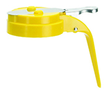 Tablecraft 1370YT Yellow Dispenser Top