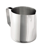 Tablecraft 2014 12-14-oz Stainless Steel Frothing Cup, Mirror Finish
