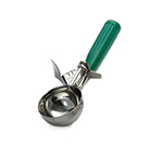 Tablecraft 2112 3.25-oz Green #12 Disher
