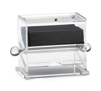 Tablecraft 226 Stir Stick Dispenser, Dispenses 5-1/2-in Round Or Flat Stir Sticks
