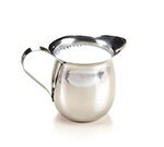 Tablecraft 2312 12-oz Stainless Steel Bell Creamer, Mirror Finish