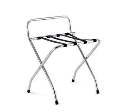 Tablecraft 2324 Chrome Plated Luggage Rack, 29-1/2-in Height Overall