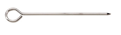 Tablecraft 308 8-in Stainless Steel Oval Skewer